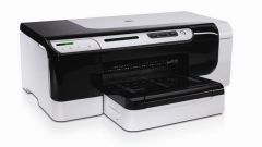 How to reset inkjet printer HP