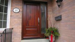 Как лучше установить двери