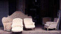 Куда сдать мебель