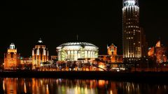 Where to go in Moscow at night