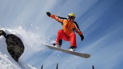 Куда поехать кататься на сноуборде