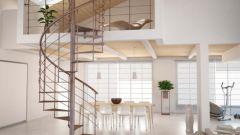 Как изготовить лестницу из металла