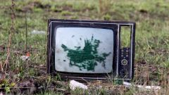 Where to recycle old TVs