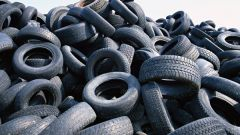 Where to take old tires