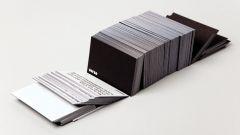 Как напечатать визитные карточки самому