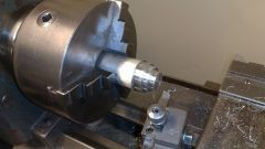 How to make a lathe for metal