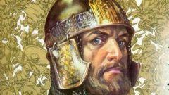 Почему Невский - святой