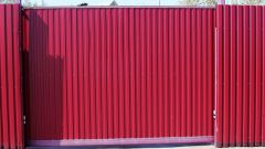 How to make the gate of corrugated Board
