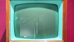Какие волны улавливает телевизор