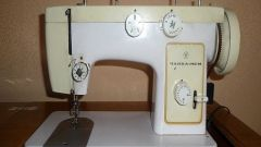 How to make foot sewing machine