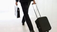 How to make a business trip for part-time