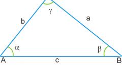 Как найти площадь треугольника по двум сторонам