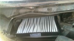 Как заменить салонный фильтр в ВАЗ 2110