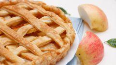 Как легко сделать яблочный пирог