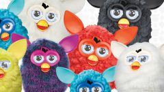 How to teach interactive Furby toy talking in Russian