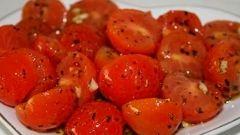 Экспресс-рецепт маринованных томатов