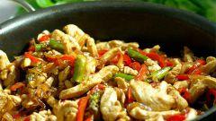Как приготовить курицу по-тайски