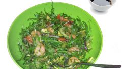 Итальянский соус-заправка для салата