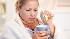 """Приятное средство от кашля: чай с """"секретом"""""""