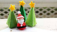 Как быстро сделать Дед Мороза
