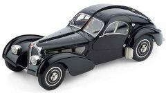 Bugatti Type 57SC Atlantic – самый дорогой антикварный автомобиль в мире