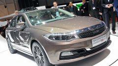 Qoros  - новый бренд автомобильного мира