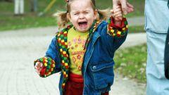 Как отучить малыша добиваться всего капризами
