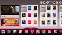 Как удалять приложения из Smart TV?