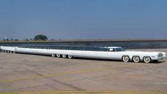 Cамые длинные автомобили в мире