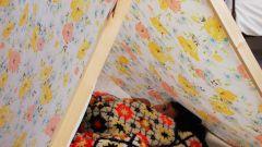 Как использовать старое постельное белье