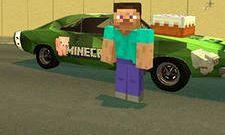 How to make a Minecraft car