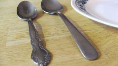 Как очистить столовое серебро быстро