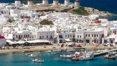 Куда лучше поехать в Грецию