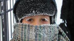Что делать при легком обморожении лица у ребенка