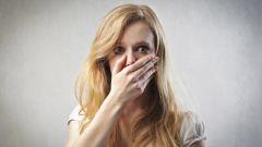 Почему кисло во рту?