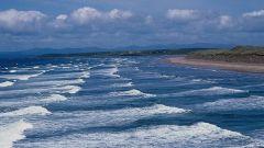 Почему летом после дождя вода в море становится теплее