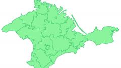 Где находится Крым
