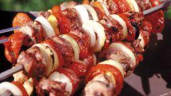 Что приготовить из маринованного мяса