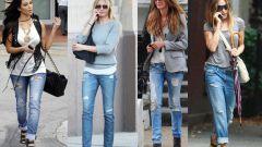 Какую обувь носить с джинсами