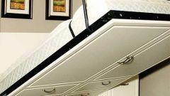 Как самому сделать кровать-шкаф?