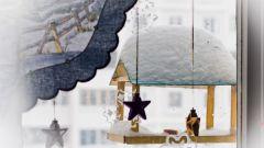 """Как сделать новогодний """"сугроб"""" для окна"""
