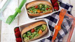 Как сделать вегетарианский хот-дог