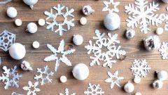 Как сделать шестиугольную снежинку