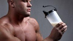 Чем нужно питаться, чтобы росли мышцы