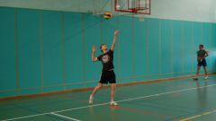 Где можно поиграть в волейбол в Москве