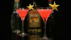 Напитки и коктейли ко Дню Победы - празднику 9 Мая