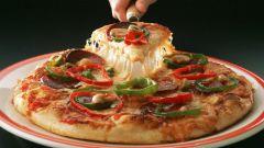 Пицца: вкусно и быстро