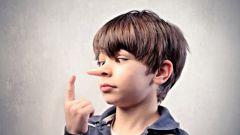 Как понимать психологию лжи ребенка