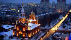 Путешествие по России: Пермь пешеходная