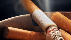 Как бросить курить без помощи врача